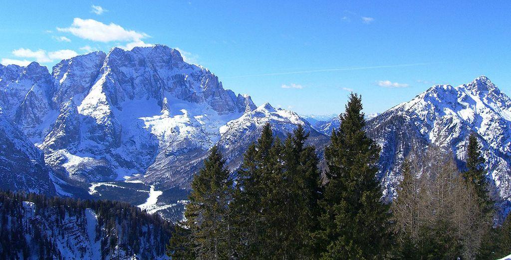 Partite per una vacanza sulla neve in Valbruna
