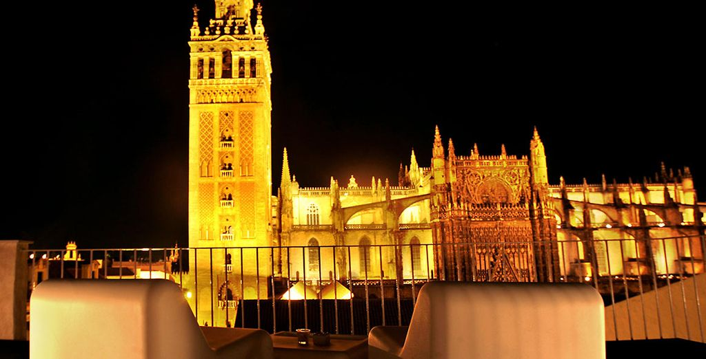 nella magica Siviglia!