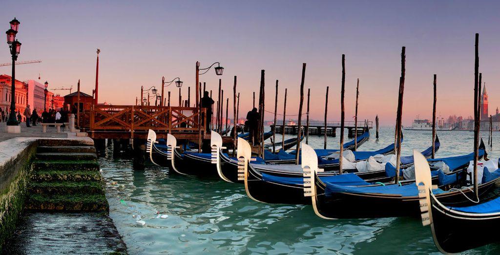 Venezia e la splendida Laguna