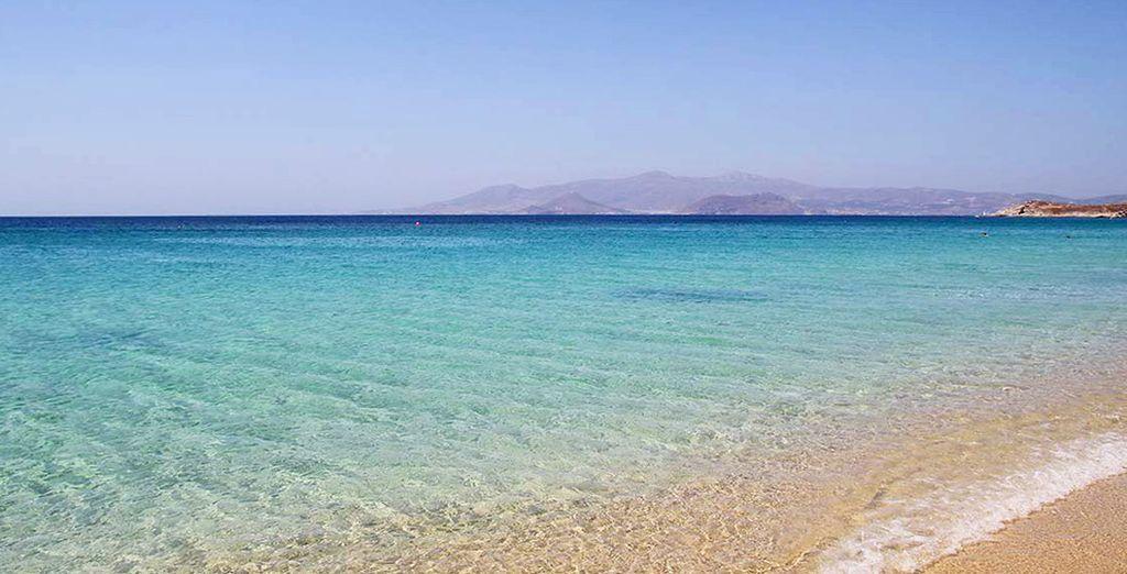 Spiagge stupende e mare cristallino vi aspettano