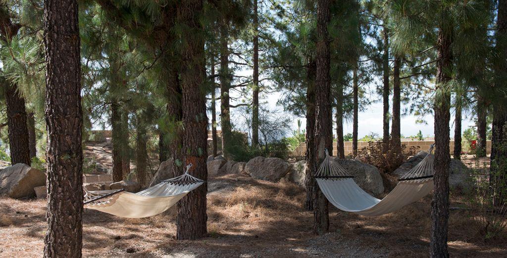 dove poter godere di un relax totale