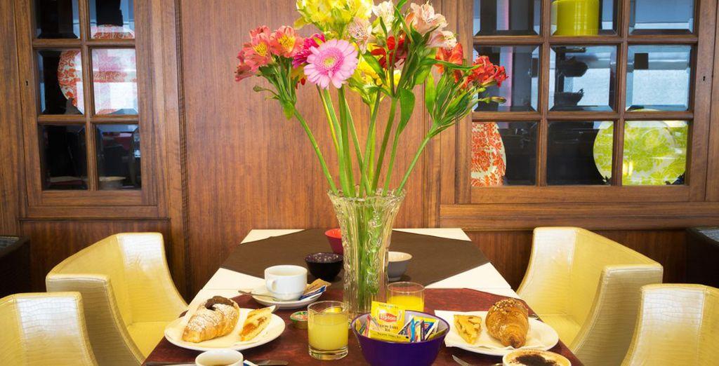 Regalatevi il piacere di gustare ogni mattina, la vostra colazione