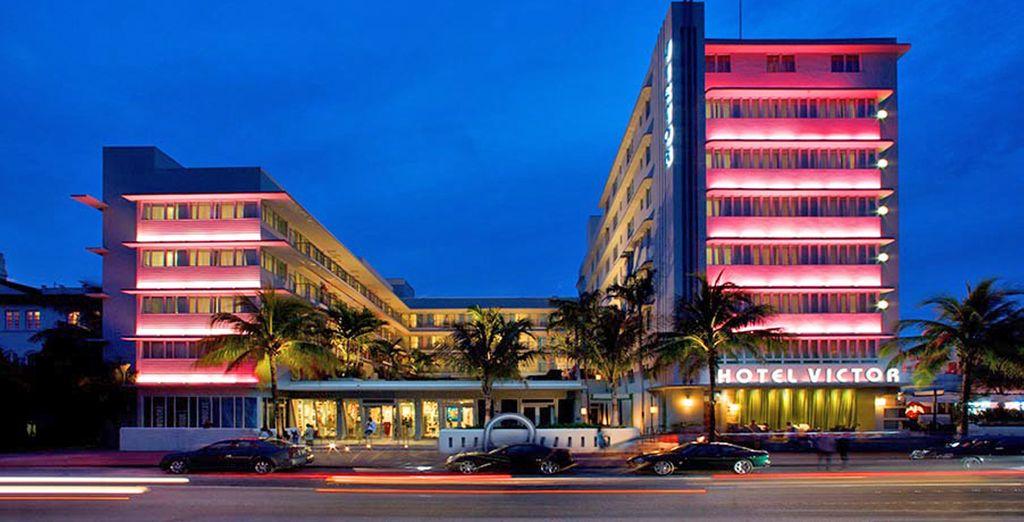 Per il vostro soggiorno a Miami