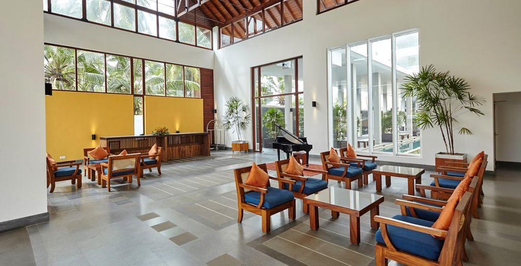 L'Hotel Turyaa Kalutara vi apre le sue porte