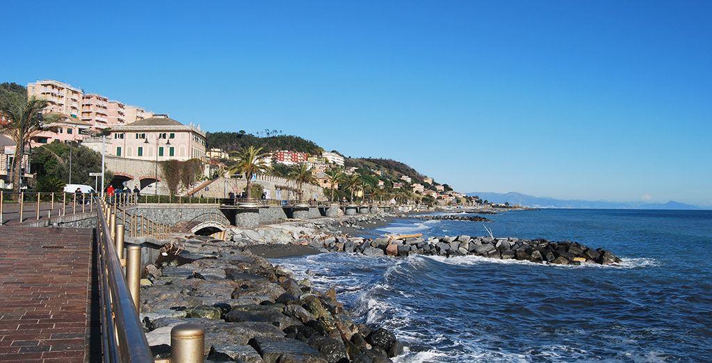 Partite alla scoperta del meraviglioso mare della Liguria