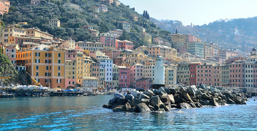 Sarete conquistati da Genova