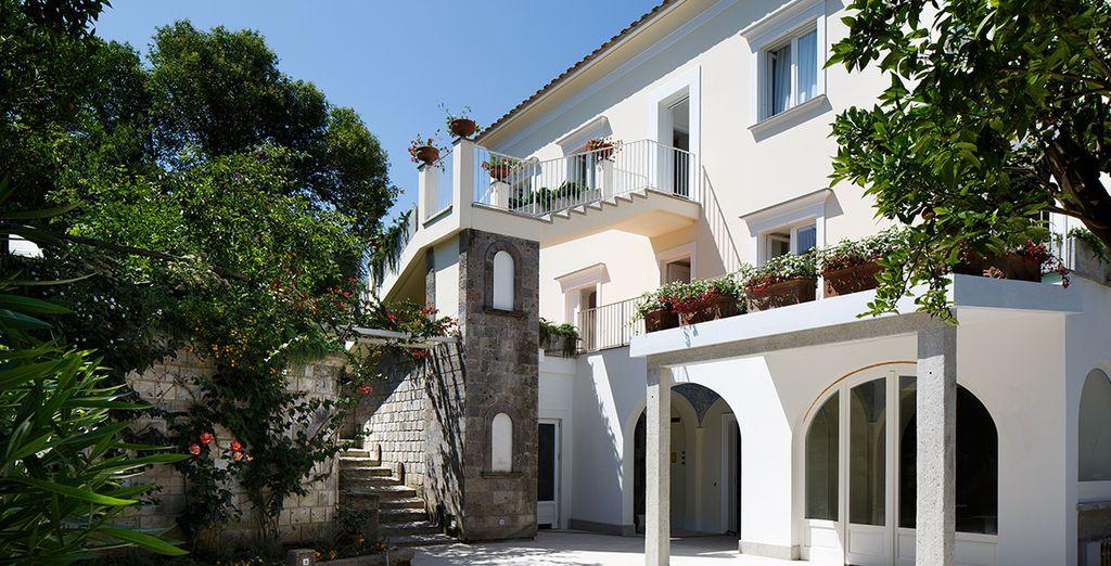 Villa Don Camillo vi attende per farvi trascorrere una vacanza piacevole