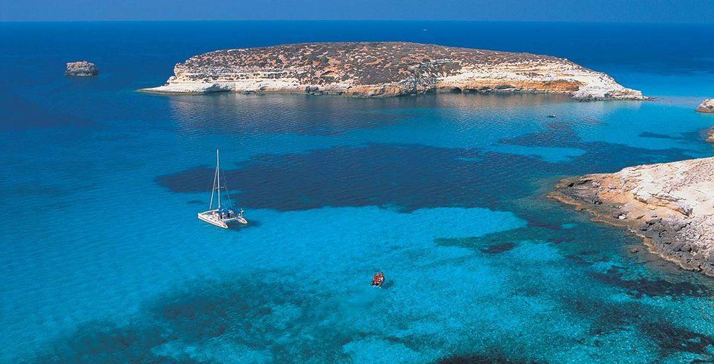 Relais isole del sud 4 voyage priv fino a 70 for Soggiorno lampedusa