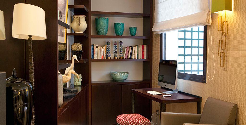 a vostra disposizione numerosi servizi per rendere il vostro soggiorno ancora più piacevole
