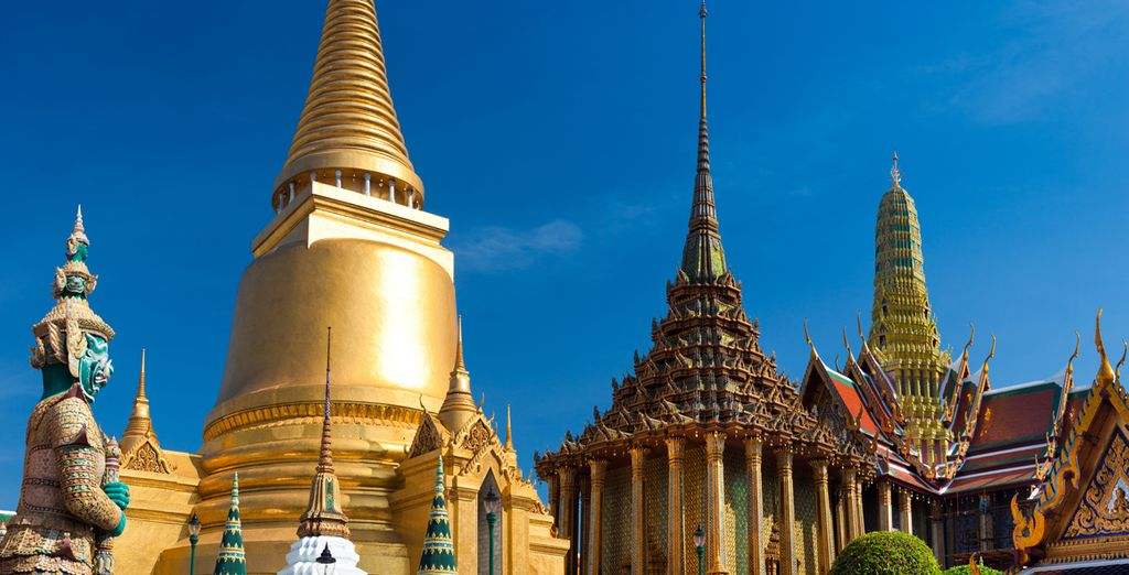 Scegliete un tour alla scoperta dell'affascinante Thailandia