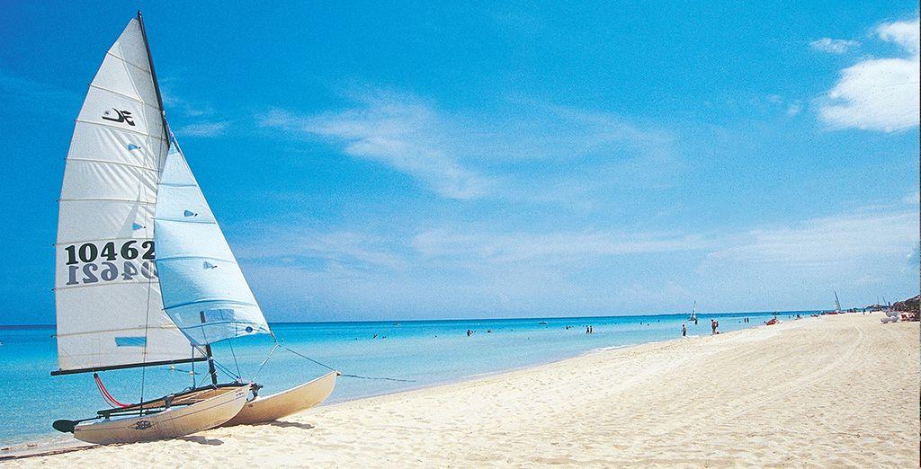 E alle bellissime spiagge di Varadero dove passerete le ultime notti