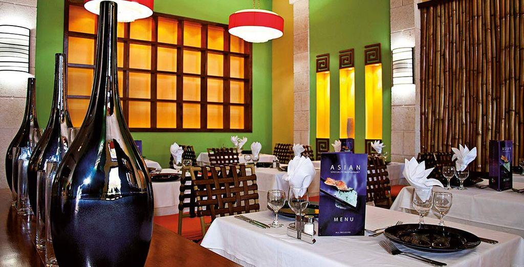 Scegliete un ristorante