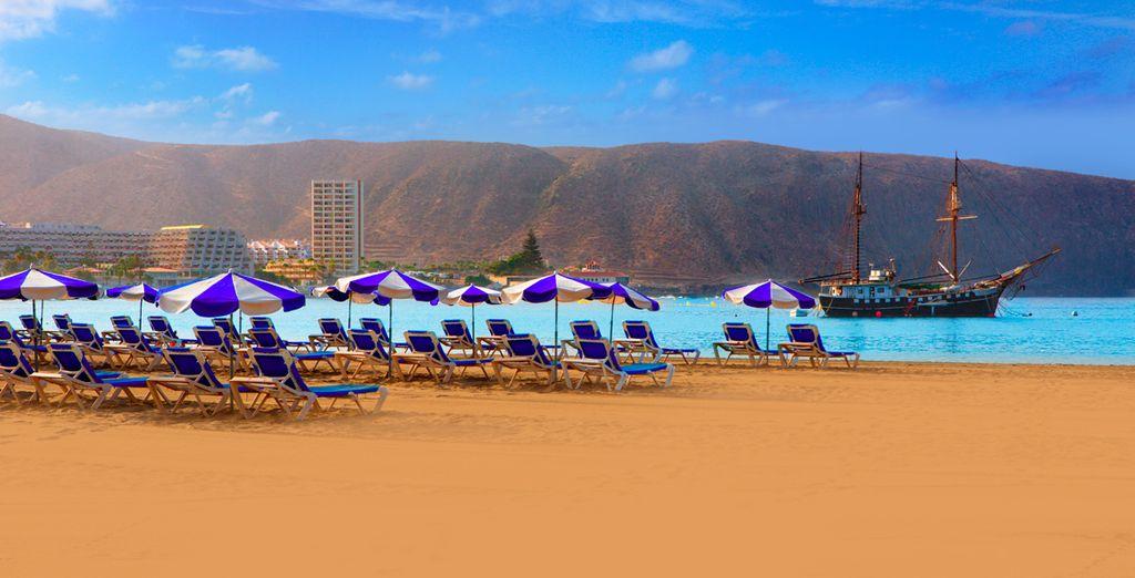 Rilassatevi sulle splendide spiagge dell'isola