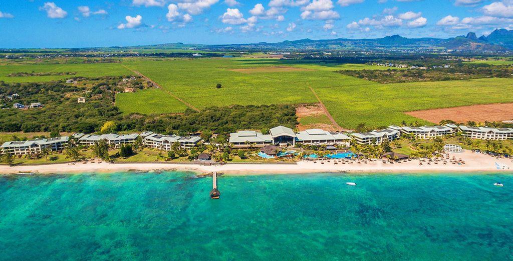 Benvenuti all'hotel Le Meridien Ile Maurice