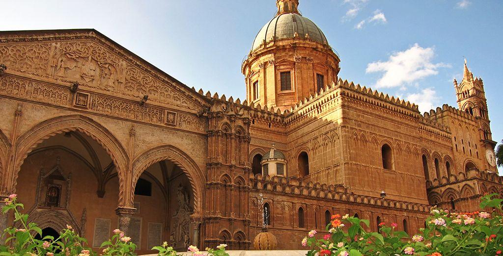Palermo con le sue bellezze vi attende