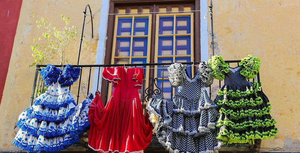 Andalusia vuol dire Flamenco, Tapas