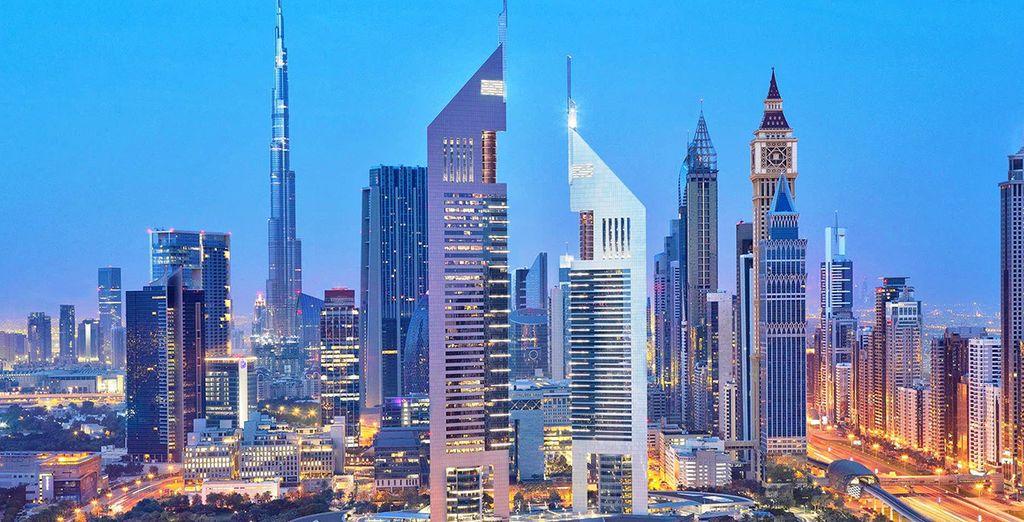 Crociera Vision of the Seas Emirati Arabi ed Oman e notte a Dubai