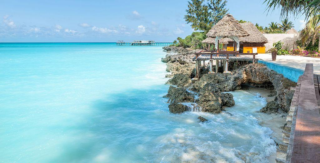 Un resort di eleganza, semplicità e comfort sofisticato