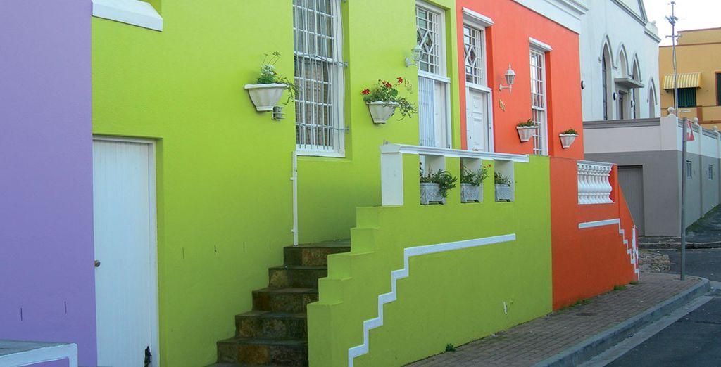 Scoprite Cape Town e i suoi dintorni