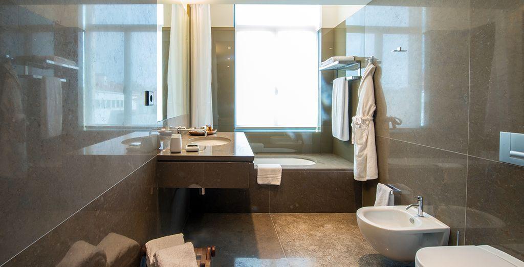Comfort ed eleganza per il vostro soggiorno