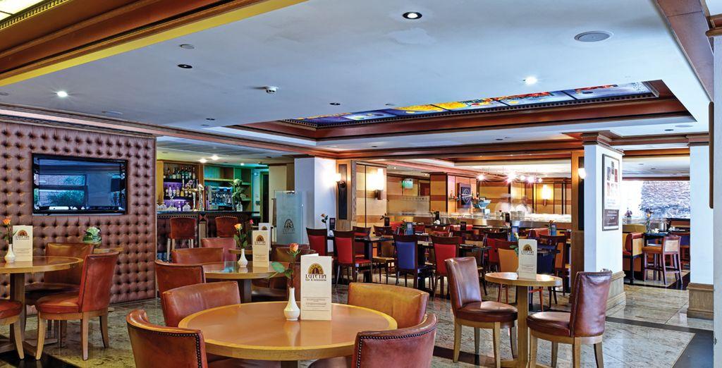 Il Lutetia Bar e Brasserie vi conquisterà con la sua cucina francese