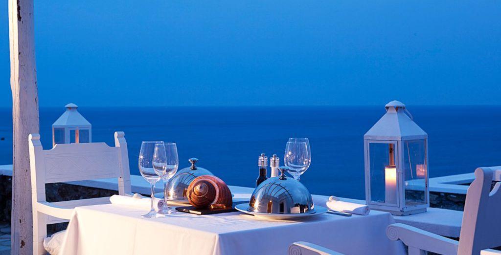 Romanticismo, mare e relax a Mykonos