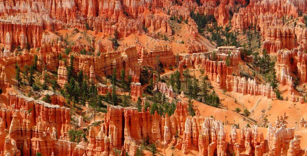 dalle spettacolari rocce rosse
