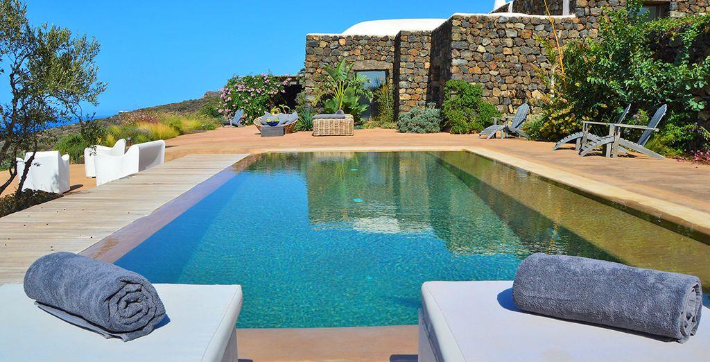 Partite per una vacanza a Pantelleria