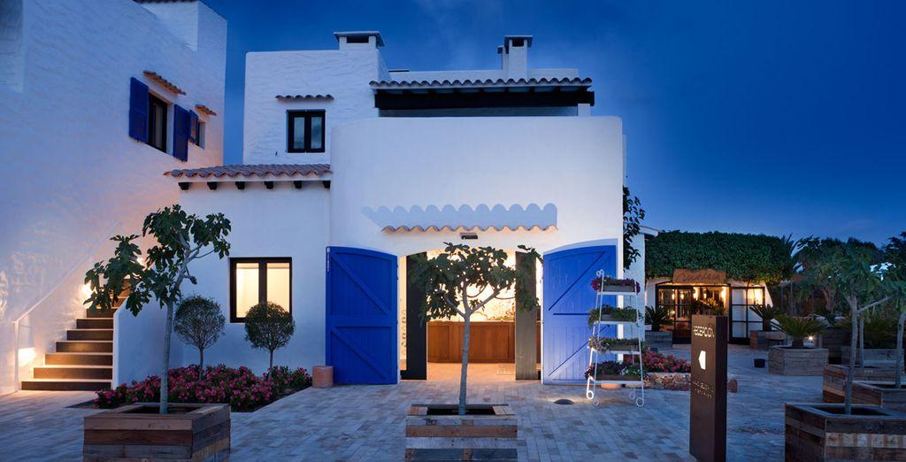 Elegante resort sulla bellissima isola di Formentera