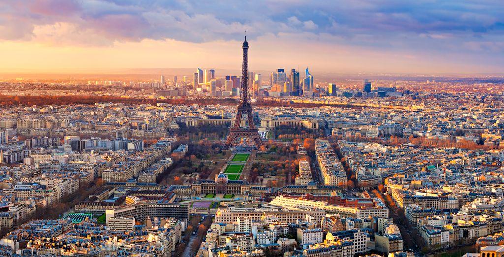 Benvenuti nella splendida capitale francese