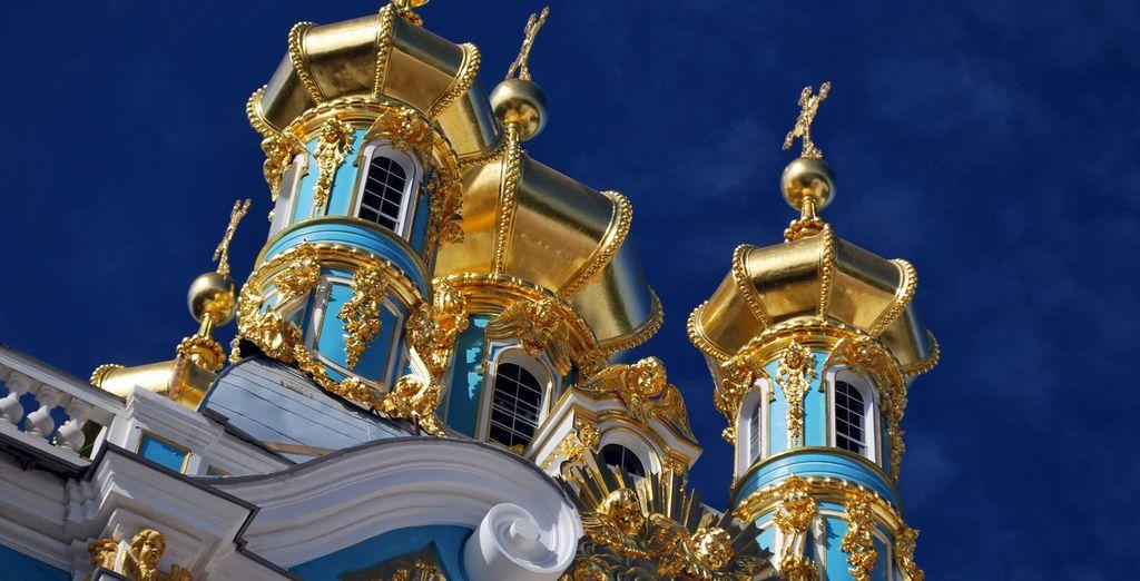 Partite alla scoperta dei tesori artistici di San Pietroburgo
