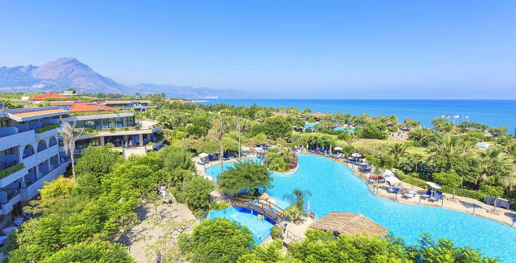 Un soggiorno a 4* vi attende sulla costa occidentale della Sicilia