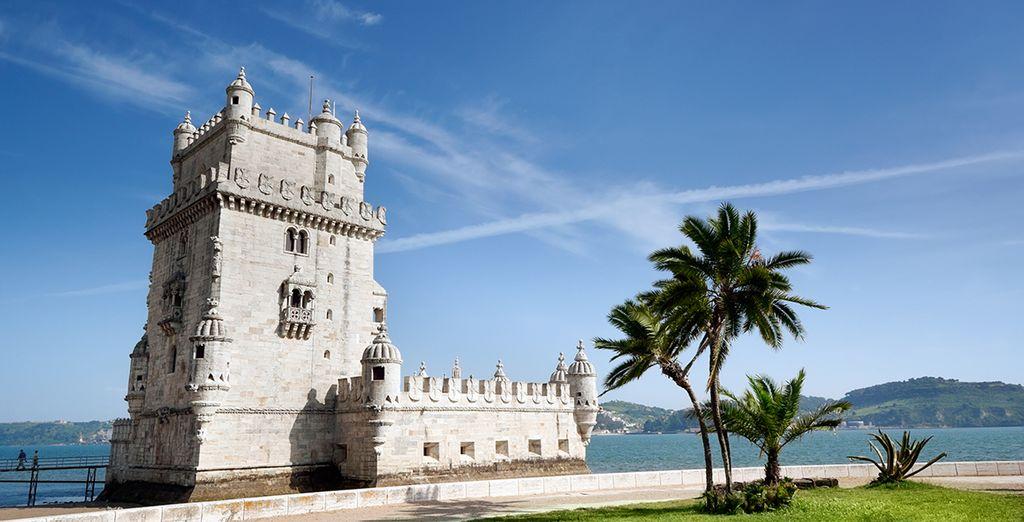 Come ad esempio la Torre di Belém