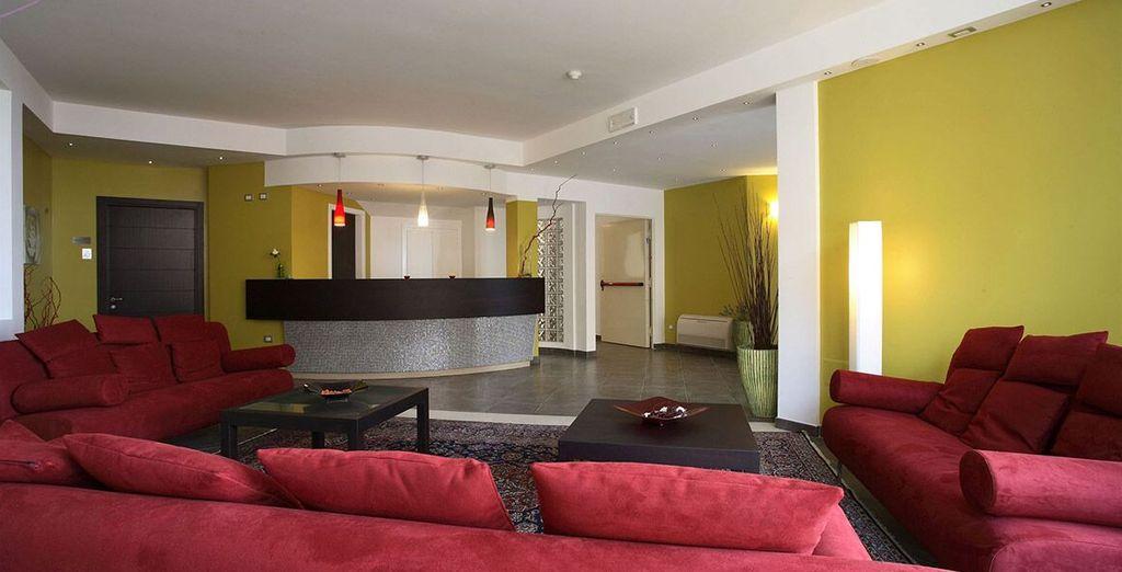 L'Hotel Janus 4* è lieto di accogliervi