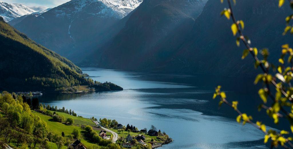 La vostra meta:gli scenari incantati della Norvegia e i meravigliosi Fiordi