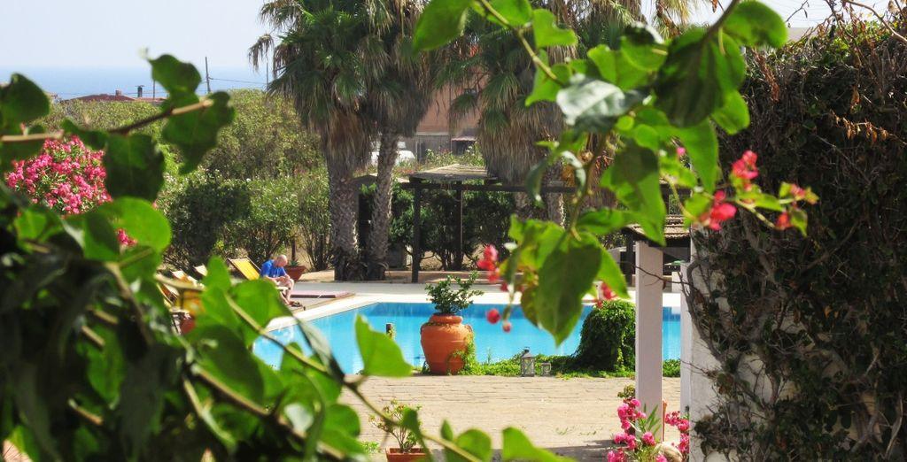 Le Lanterne vi aspetta per un soggiorno eslusivo a Pantelleria
