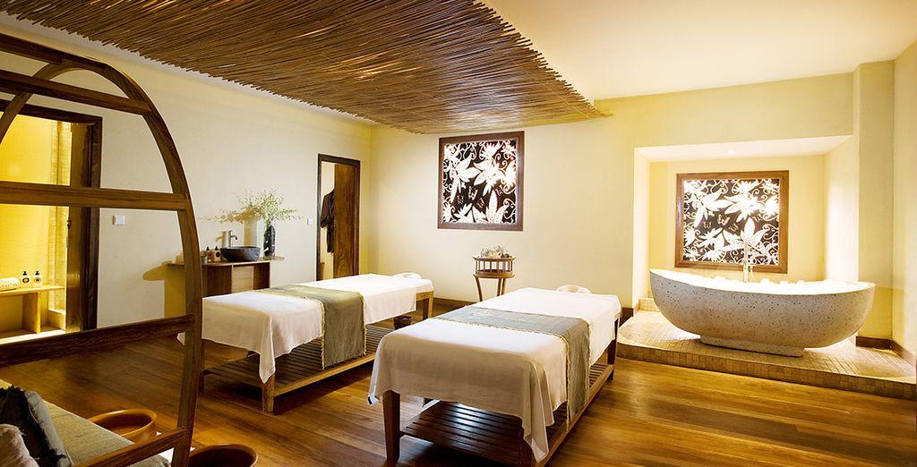 Fatevi coccolare con trattamenti e massaggi presso l'OCCITANE SPA di Bali