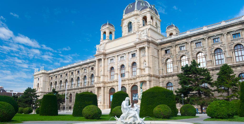 Poi vi trasferirete a Vienna