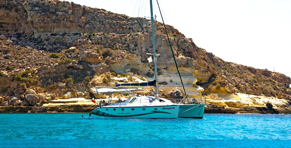 Partite per una vacanza emozionante all'insegna della libertà alla scoperta delle Isole Pelagie