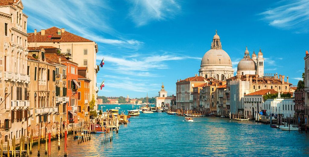 Partite per un soggiorno a Venezia, città dal fascino unico