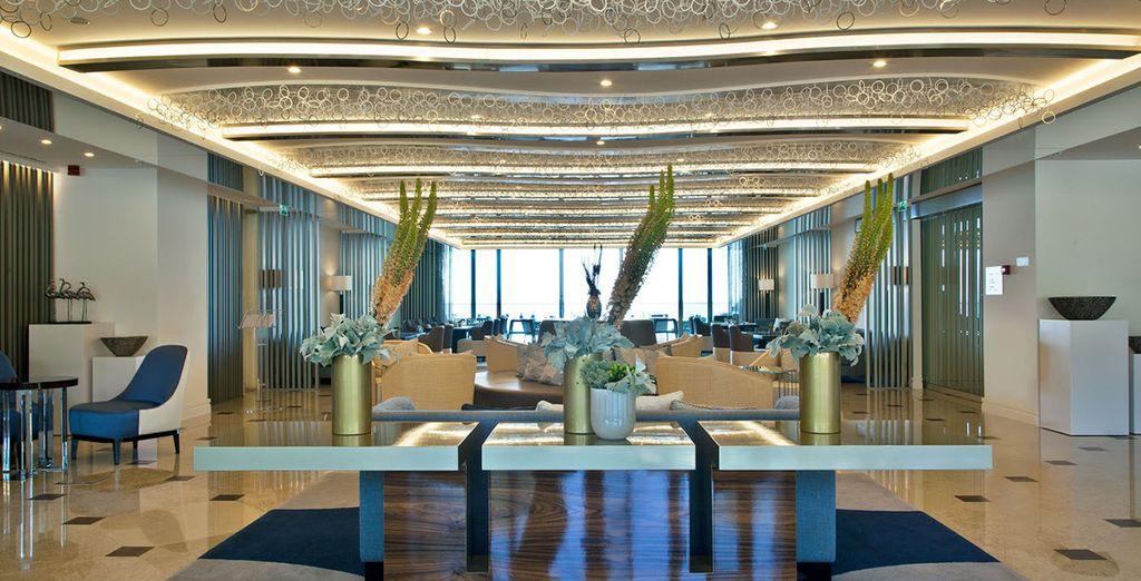 Vi apre le sue porte il magnifico Intercontinental Estoril 5*