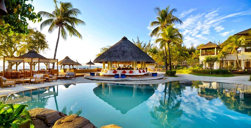 Uno splendido hotel che vanta ambienti eleganti e curati in ogni dettaglio