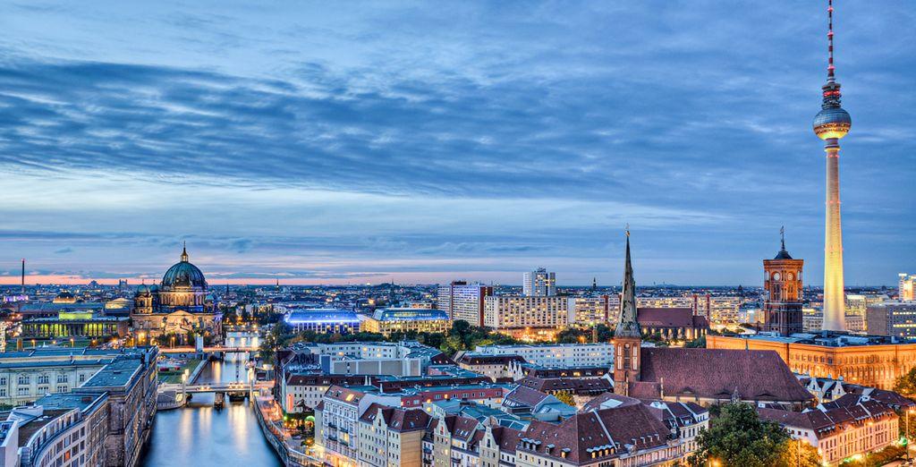 Berlino, modernità ed eleganza