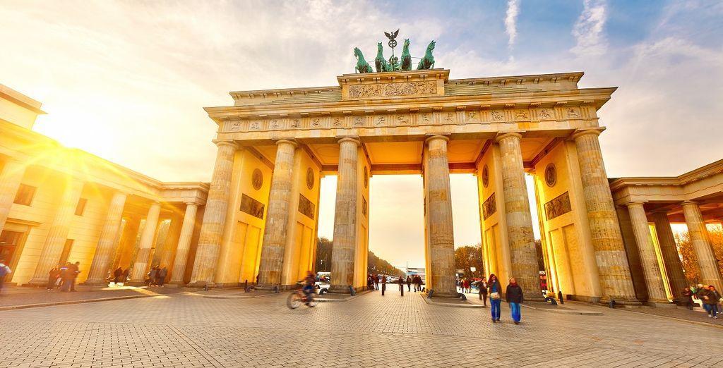 Sarà un'occasione unica per vivere Berlino e la sua anima più urbana.