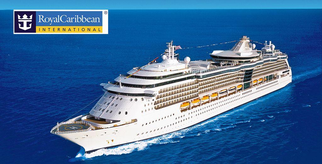 Partite per un incredibile viaggio a bordo della nave Serenade of the Seas alla scoperta del Nord Europa
