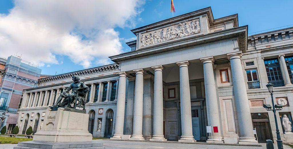 e visitate il Museo di El Prado