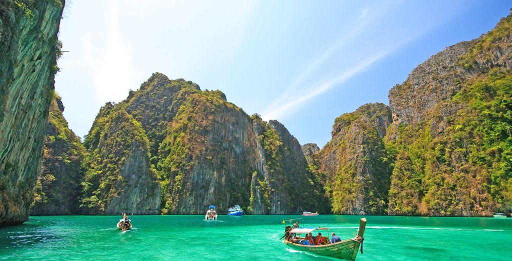 Dedicandovi al relax e al benessere più totale nella bellissima Krabi.