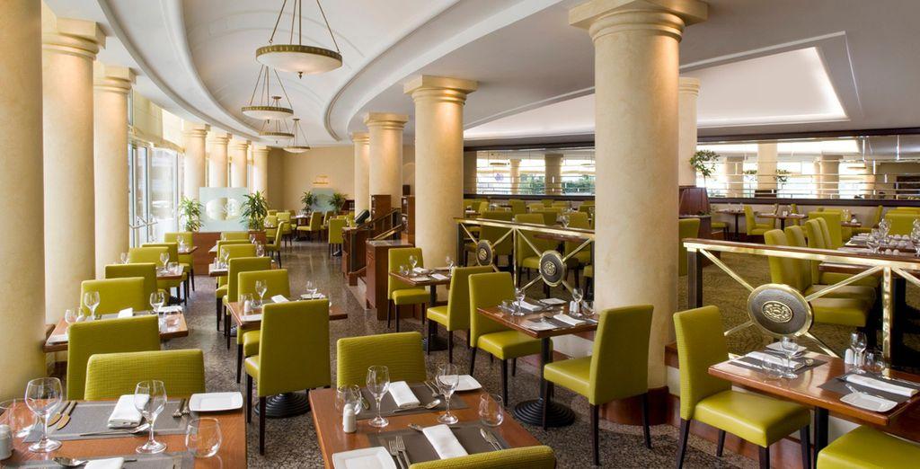 Gustate un pranzo delizioso al The Olive Restaurant