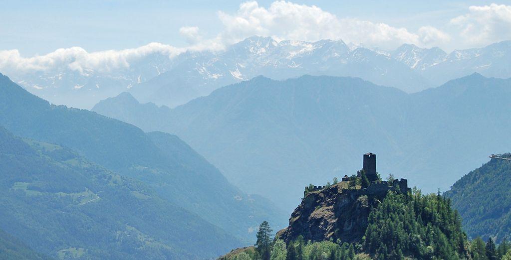 Visitate i castelli della regione approfittando dello sconto della struttura