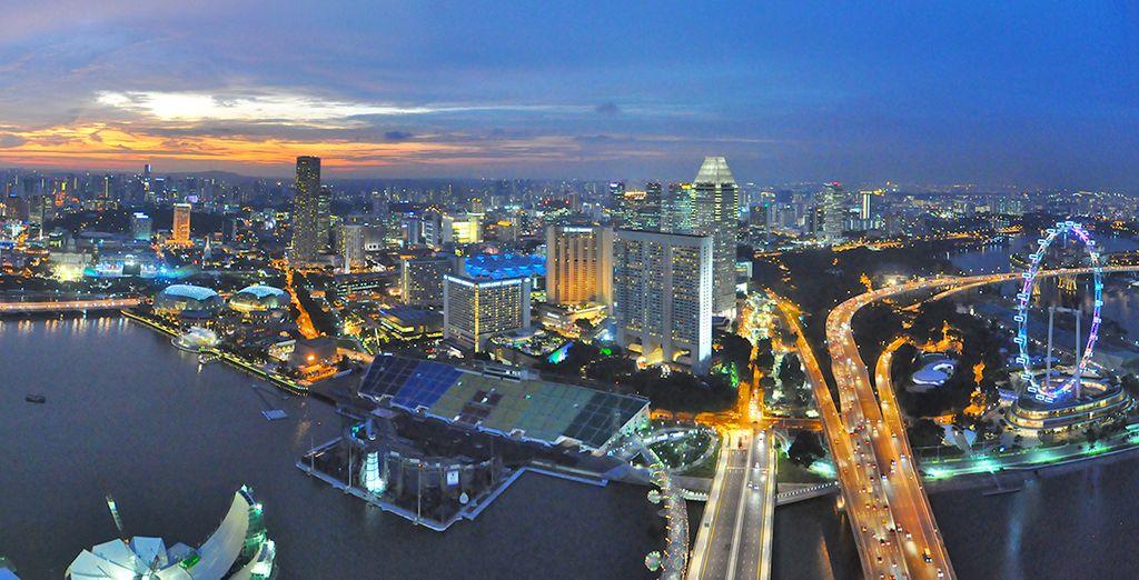 Un'affascinante città-stato